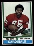 1974 Topps #8  Mel Gray  Front Thumbnail