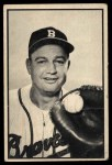1953 Bowman Black and White #30  Walker Cooper  Front Thumbnail