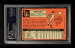 1969 Topps #630  Bobby Bonds  Back Thumbnail