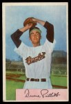 1954 Bowman #133  Duane Pillette  Front Thumbnail