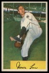 1954 Bowman #187  Vern Law  Front Thumbnail