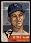 1953 Topps #240  Fred Marsh  Front Thumbnail