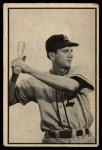 1953 Bowman Black and White #43 COR Hal Bevan  Front Thumbnail