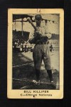 1922 E121-120 American Caramel BAT Bill Killefer  Front Thumbnail
