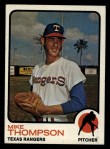 1973 Topps #564  Mike Thompson  Front Thumbnail