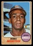 1968 Topps #216  Bubba Morton  Front Thumbnail