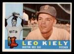 1960 Topps #94  Leo Kiely  Front Thumbnail