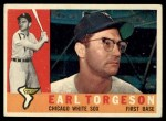 1960 Topps #299  Earl Torgeson  Front Thumbnail
