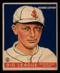 1933 Goudey #101  Richard Coffman  Front Thumbnail