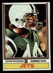 1974 Topps #280  John Riggins  Front Thumbnail