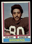 1974 Topps #516  Joe Jones   Front Thumbnail