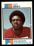 1973 Topps #297  Mel Gray  Front Thumbnail