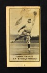 1921 E220 National Caramel  Tom Griffith  Front Thumbnail