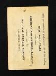 1921 E220 National Caramel  Larry Kopf  Back Thumbnail