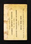 1921 E220 National Caramel  John Collins  Back Thumbnail