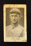 1921 E220 National Caramel  Bill Doak  Front Thumbnail