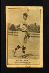1921 E220 National Caramel  Sam Rice  Front Thumbnail