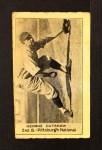 1921 E220 National Caramel  George Cutshaw  Front Thumbnail