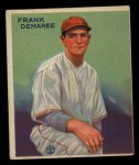 1933 Goudey #224  Frank Demaree  Front Thumbnail