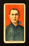 1909 T206  Jake Beckley  Front Thumbnail