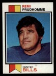 1973 Topps #313  Remi Prudhomme  Front Thumbnail