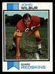 1973 Topps #196  John Wilbur  Front Thumbnail