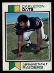 1973 Topps #127  Carleton Oats  Front Thumbnail