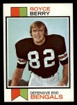1973 Topps #364  Royce Berry  Front Thumbnail