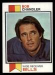 1973 Topps #336  Bob Chandler  Front Thumbnail
