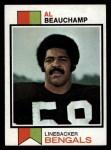 1973 Topps #337  Al Beauchamp  Front Thumbnail