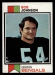 1973 Topps #290  Bob Johnson  Front Thumbnail