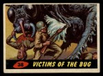 1962 Bubbles Inc Mars Attacks #38   Victims of the Bug  Front Thumbnail