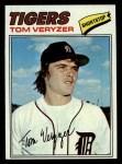 1977 Topps #145  Tom Veryzer  Front Thumbnail