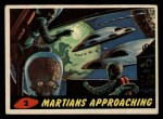 1962 Mars Attacks #2   Martians Approaching  Front Thumbnail
