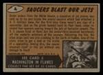 1962 Bubbles Inc Mars Attacks #4   Saucers Blast Our Jets Back Thumbnail