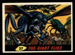 1962 Mars Attacks #27   The Giant Flies  Front Thumbnail