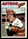 1977 Topps #456  Leon Roberts  Front Thumbnail