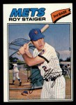 1977 Topps #281  Roy Staiger  Front Thumbnail