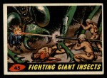 1962 Bubbles Inc Mars Attacks #45   Fighting Giant Insects  Front Thumbnail