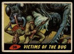 1962 Mars Attacks #38   Victims of the Bug  Front Thumbnail