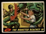 1962 Bubbles Inc Mars Attacks #31   The Monster Reaches In  Front Thumbnail
