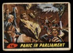 1962 Bubbles Inc Mars Attacks #16   Panic in Parliament  Front Thumbnail