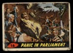 1962 Mars Attacks #16   Panic in Parliament  Front Thumbnail