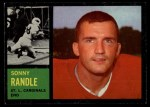 1962 Topps #144  Sonny Randle  Front Thumbnail