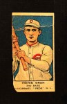 1919 W514 #46  Heinie Groh  Front Thumbnail