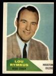1960 Fleer #80  Lou Rymkus  Front Thumbnail