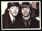 1964 Topps Beatles Movie #6   Paul And Ringo During Break Front Thumbnail