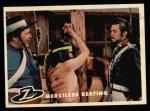 1958 Topps Zorro #51   Merciless Beating Front Thumbnail