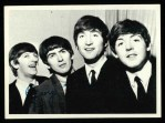 1964 Topps Beatles Black and White #91  George Harrison  Front Thumbnail