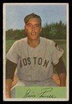1954 Bowman #66 JIM Jimmy Piersall  Front Thumbnail